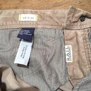 Madewell Pants - Madewell cords